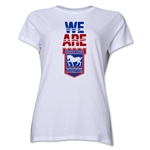 Ipswich Town We Are Women's T-Shirt (White)