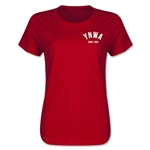 Liverpool YNWA Women's T-Shirt (Red)