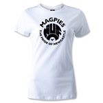 Newcastle United Magpies Pride Women's T-Shirt (White)