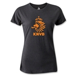 Netherlands Women's T-Shirt (Dark Gray)