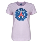 Paris Saint-Germain Women's T-Shirt (Pink)
