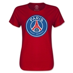 Paris Saint-Germain Women's T-Shirt (Red)