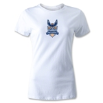 Carolina Railhawks Women's T-Shirt (White)
