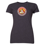 FC Santa Claus Core Women's T-Shirt (Dark Grey)
