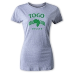 Togo Women's Country T-Shirt (Gray)