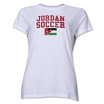 Jordan Women's Soccer T-Shirt (White)