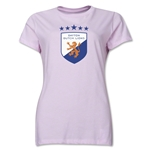 Dayton Dutch Lions Soccer Women's T-Shirt (Pink)