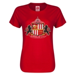 Sunderland Core Women's T-Shirt (Red)