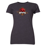 Trinidad and Tobago Warriors Women's T-Shirt (Dark Gray)