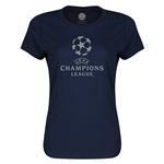 UEFA Champions League Women's T-Shirt (Navy)