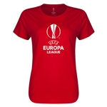 UEFA Europa League Women's T-Shirt (Red)