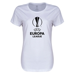 UEFA Europa League Women's T-Shirt (White)