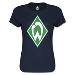 Werder Bremen Core Women's T-Shirt (Navy)