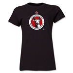 Xolos de Tijuana Women's T-Shirt (Black)
