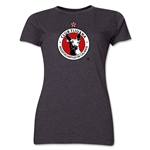 Xolos de Tijuana Women's T-Shirt (Dark Gray)