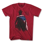USA Get The Coffins Ready Red T-Shirt (Red)