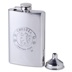 Chelsea Chrome Hip Flask