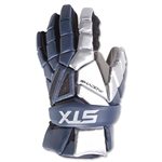 STX Shadow Lacrosse Gloves (Navy)