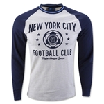 New York City FC LS Originals Crew T-Shirt