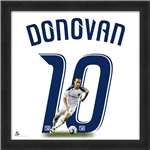 LA Galaxy Donovan Uniframe Jersey Photo