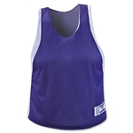 Warrior Two Tone Reversible Training Jersey (Pur/Wht)
