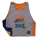 Suns Out Guns Out Lacrosse Reversible Jersey