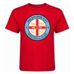 Melbourne City Kids T-Shirt (Red)