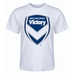 Melbourne Victory Kids T-Shirt (White)