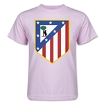 Atletico Madrid Core Kids T-Shirt (Pink)