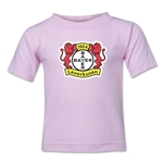Bayer 04 Leverkusen Kids T-Shirt (Pink)