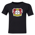 Bayer 04 Leverkusen Kids T-Shirt (Black)