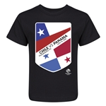 Chile vs Panama Copa America 2016 Kids Matchup T-Shirt (Black)