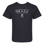 The USA Copa America 2016 Kids Host Nation T-Shirt (Navy)