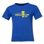 CONCACAF Gold Cup 2015 Kids T-Shirt (Royal)