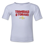 Trinidad & Tobago CONCACAF Gold Cup 2015 Kids Big Logo T-Shirt (White)