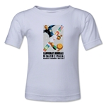 1934 FIFA World Cup Kids Emblem T-Shirt (White)