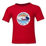 1962 FIFA World Cup Kids Emblem T-Shirt (Red)