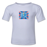 1966 FIFA World Cup Kids Emblem T-Shirt (White)