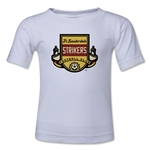 Ft. Lauderdale Strikers Kids T-Shirt (White)