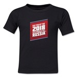 2018 FIFA World Cup Russia(TM) Kids T-Shirt (Black)