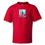 FIFA U-20 World Cup Turkey 2013 Kids Emblem T-Shirt (Red)