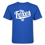 Leicester City Foxes Kids T-Shirt (Royal)