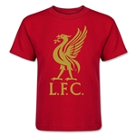 Liverpool Liver Bird Kids T-Shirt (Red)