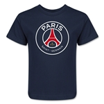 Paris Saint-Germain Kids T-Shirt (Navy)