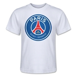 Paris Saint-Germain Kids T-Shirt (White)