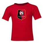 Stade Rennais FC We Are Kids T-Shirt (Red)