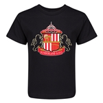 Sunderland Core Kids T-Shirt (Black)