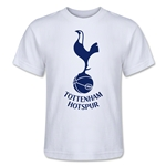 Tottenham Core Kids T-Shirt (White)