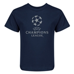UEFA Champions League Kids T-Shirt (Navy)