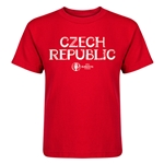 Czech Republic Euro 2016 Core Kid's T-Shirt (Red)